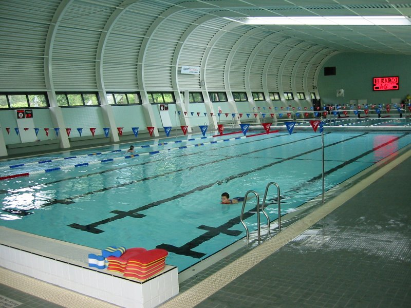 What ocean swimming taught me about goal setting for Piscine lievin